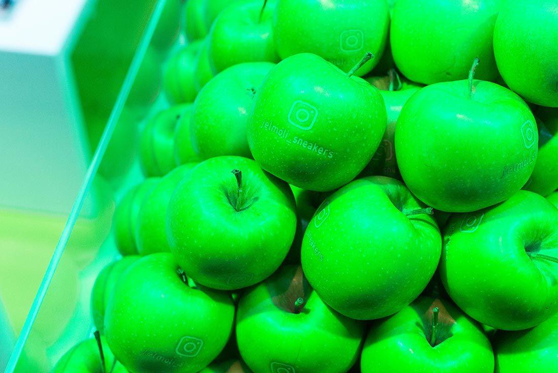 Sneakerness Even Recap Green Apples