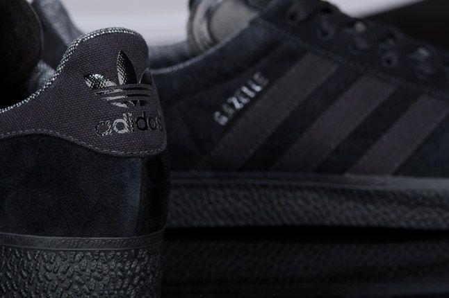 Adidas Black Pack Gazelle 04 1
