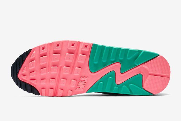Nike Air Max 90 South Beach Aj1285 100 5