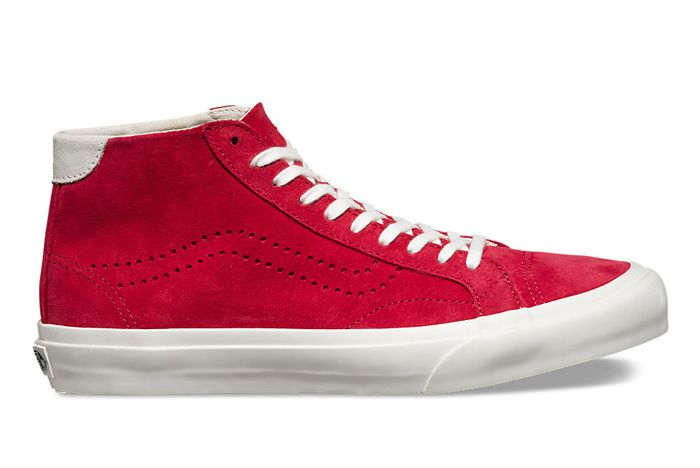 Vans Court Mid Dx Pig Suede Pack8