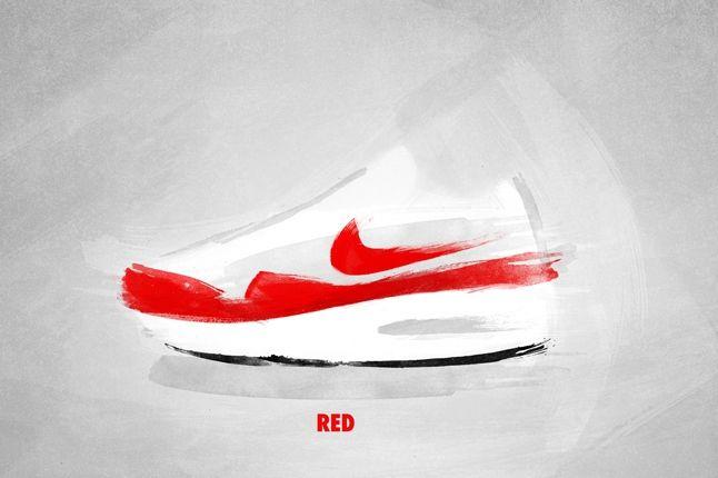 Nike Matt Stevens Airmax 87 Red 1