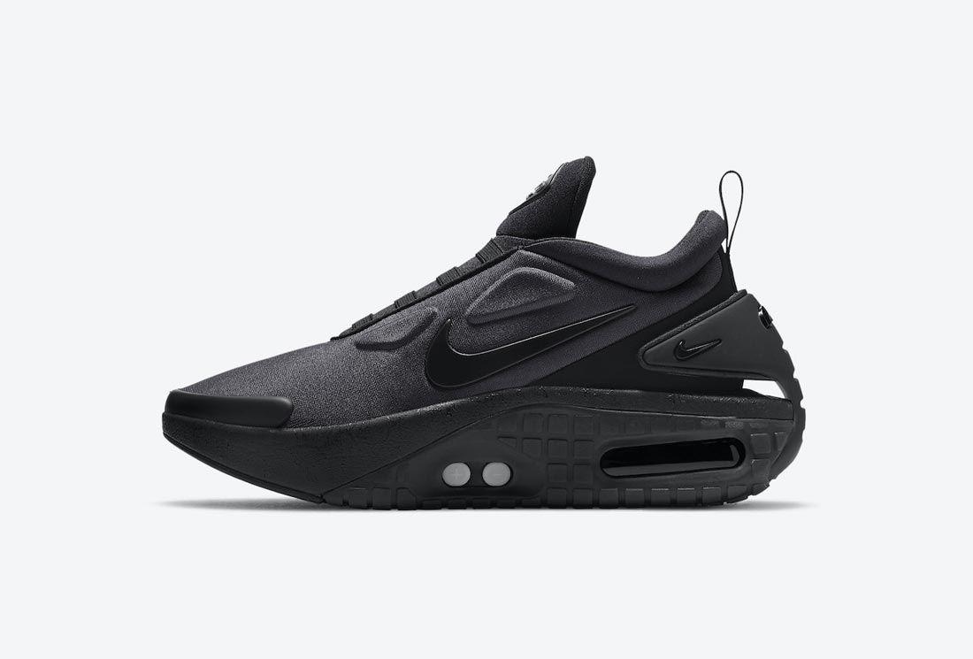 Nike Adapt Auto Max 'Triple Black'