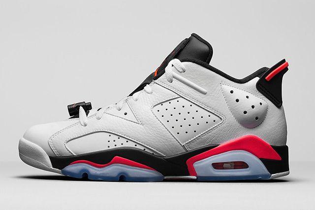 Air Jordan 6 Low Infrared 2
