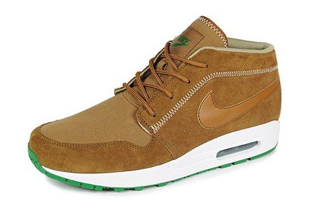 Nike Wardour Max1 Britishtan Khaki Front Quarter 1