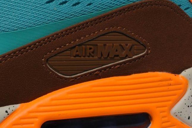 Nike Airmax90 Bor Sole Detail 1