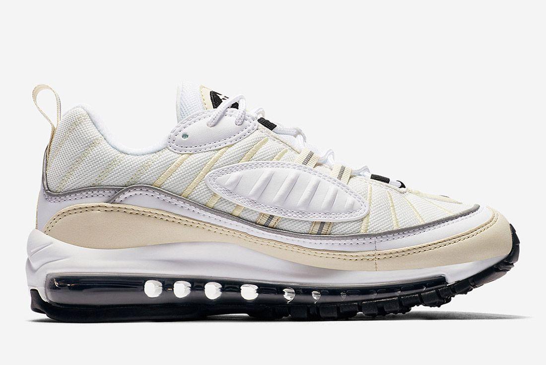 3Nike Air Max 98 Fossil Release Date Sneaker Freaker