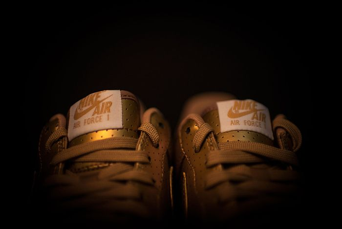 Nike Air Force 1 Dream Team Pack 1 Gold 3