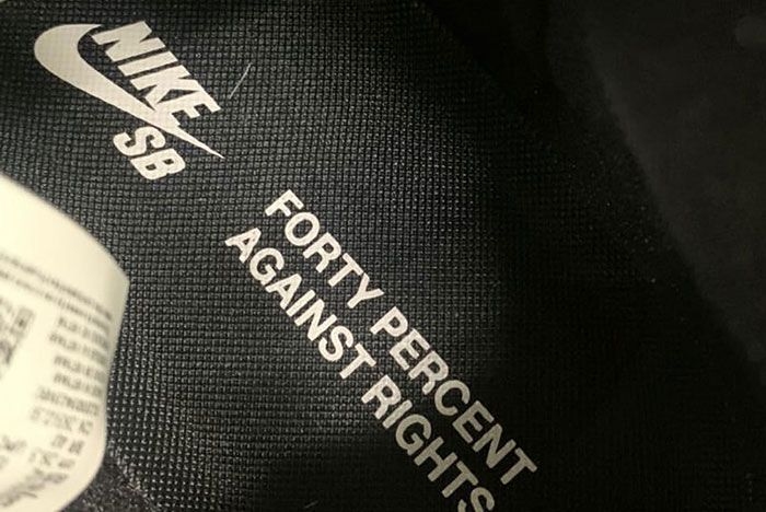 Forty Percent Against Rights X Nike Sb Dunk High 1