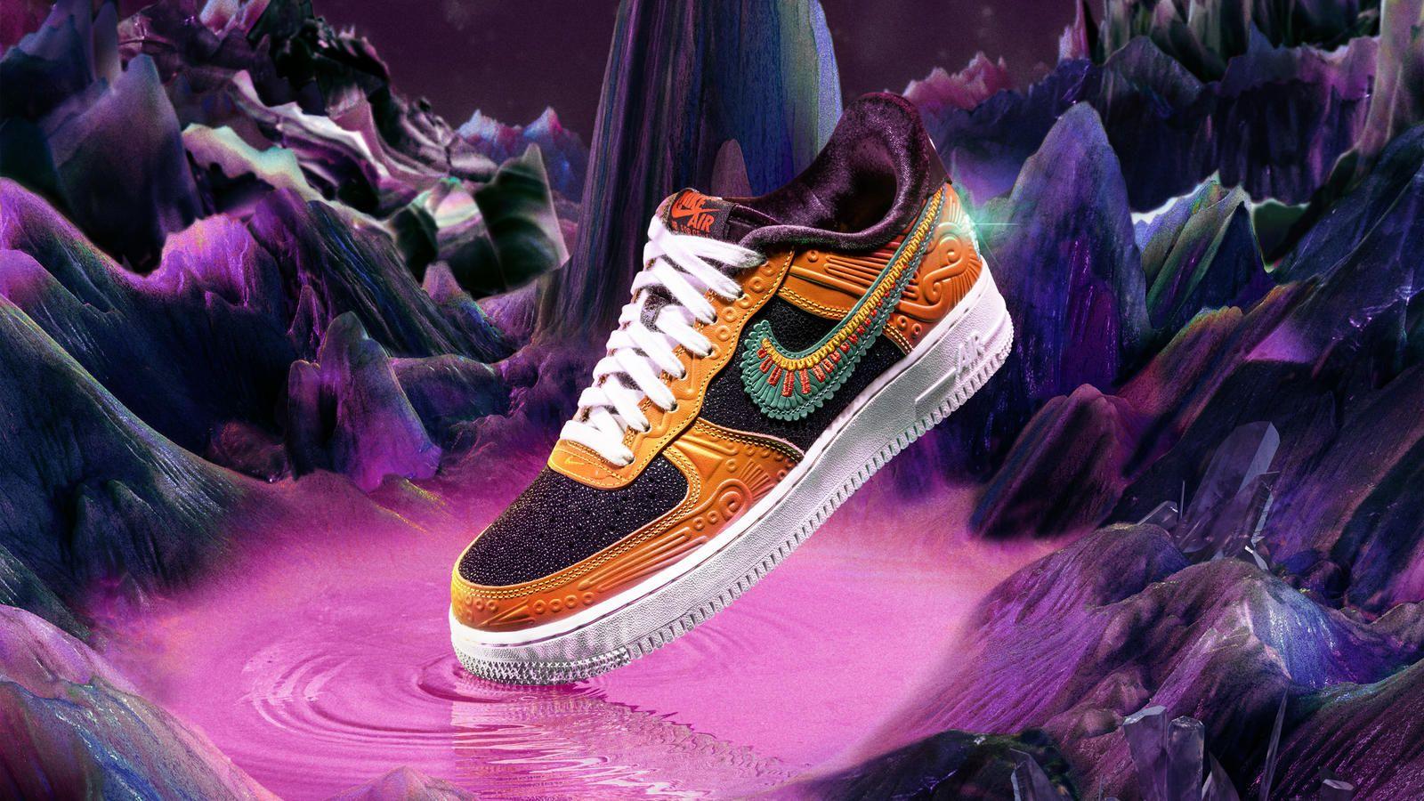 Nike Air Force 1 Low 'Dia De Muertos'