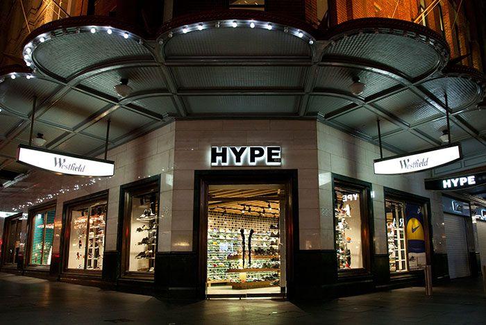 Hype Pittstreetmall
