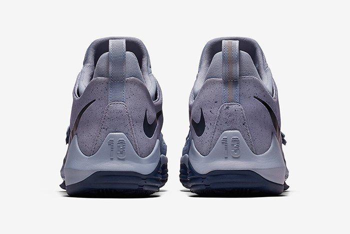 Nike Pg1 Glacier Greymidnight Navy 4