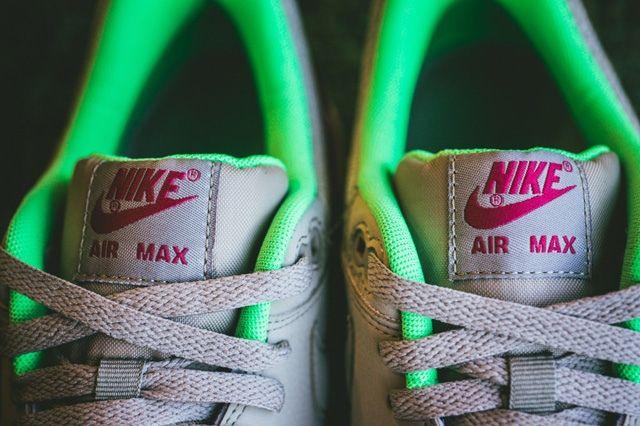 Nike Air Max 1 Bamboo Fuschia 7
