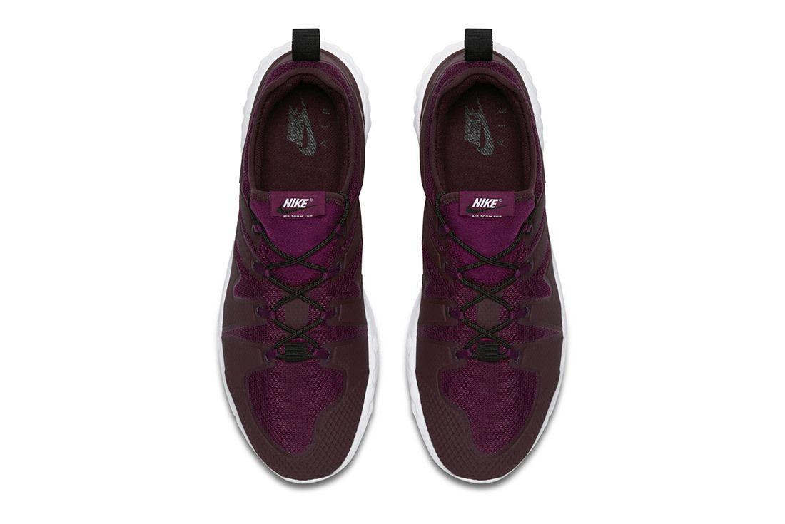 Nike Air Zoom Lwp 16 Sulphur Yellow Burgundy 3