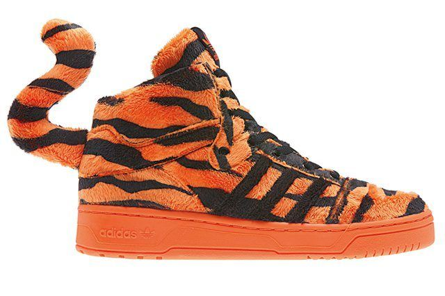 Adidas Originals Orange Tiger