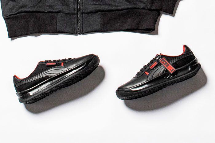 Nipsey Hussle Puma Shoes Black 2