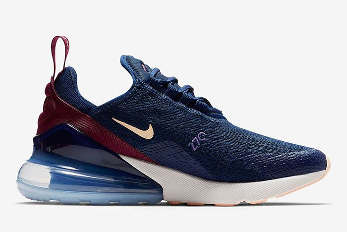 Nike Air Max 270 Wmns Blue Void Ah6789 402 2