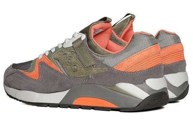 Saucony Packer Grid 900 14 1
