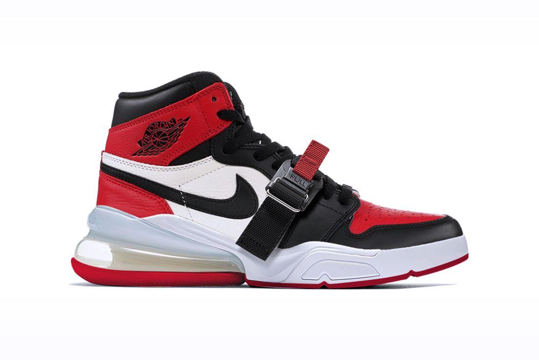 Nike Air Max Fusions Chad Manzo Bred Toe