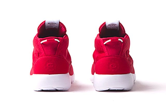 Greats Bab Red Heel