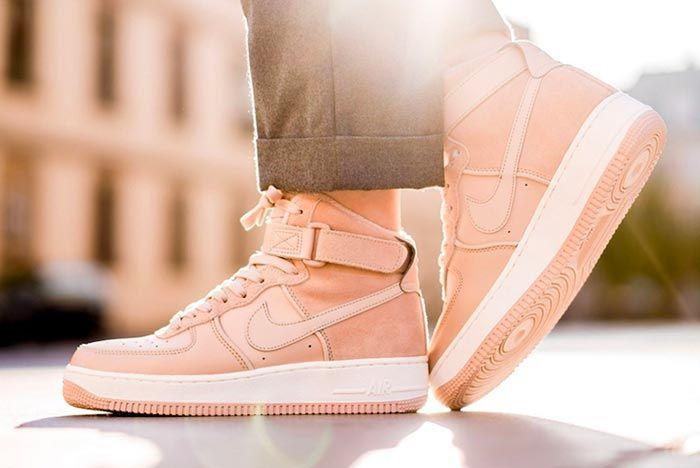 Nike Air Force 1 High Bio Biege 1