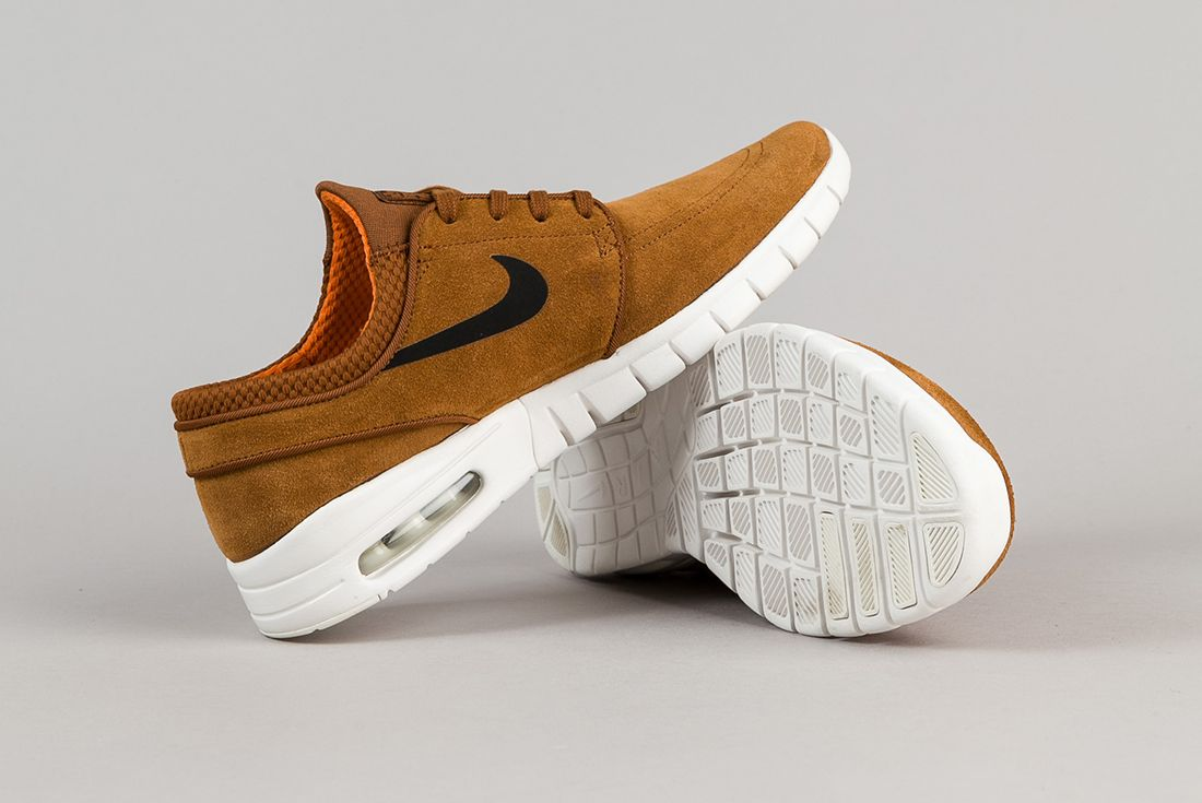 Nike Sb Janoski Max Hazelnut 2