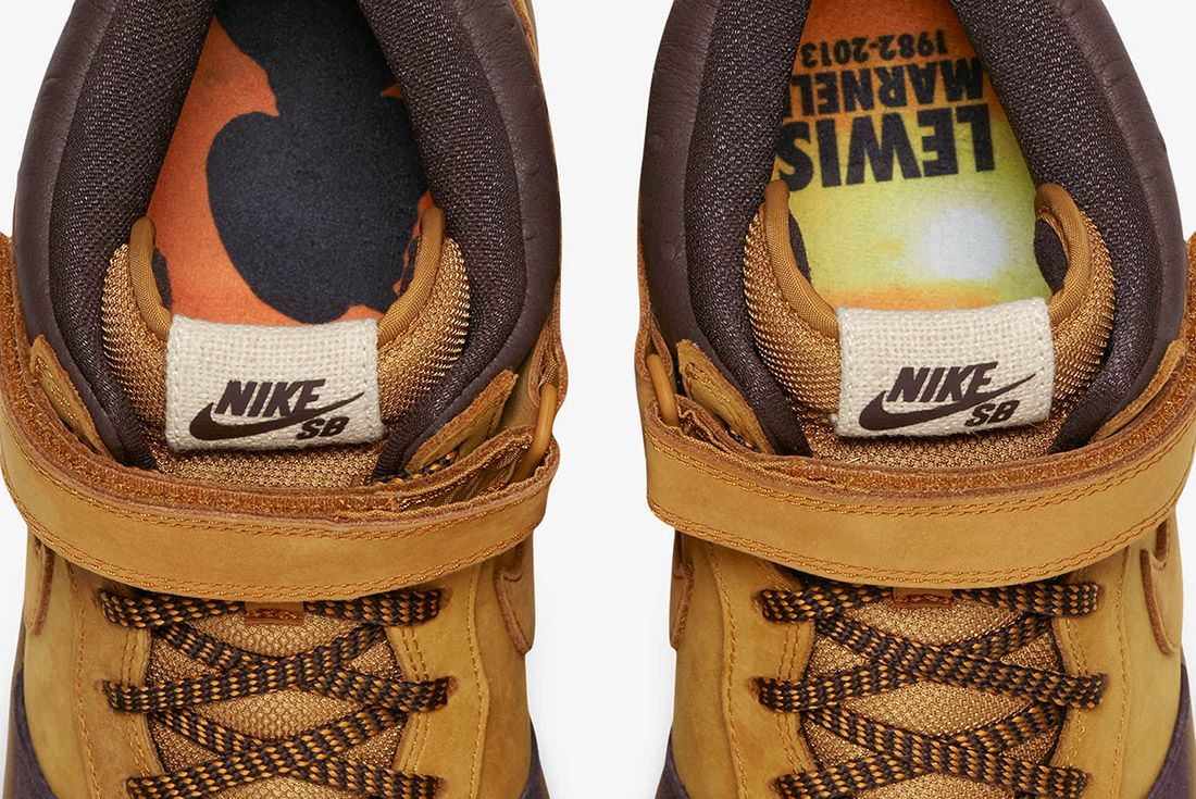 Nike Sb Lewis Marnell Dunk 9