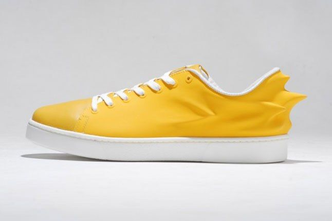 Puma Hussein Chalayan Urban Swift Yellow 1