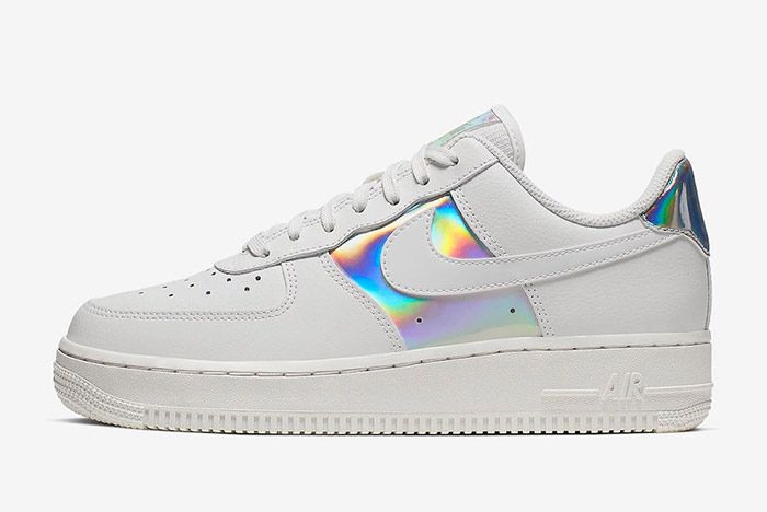 Nike Air Force 1 Low White Iridescent Pack