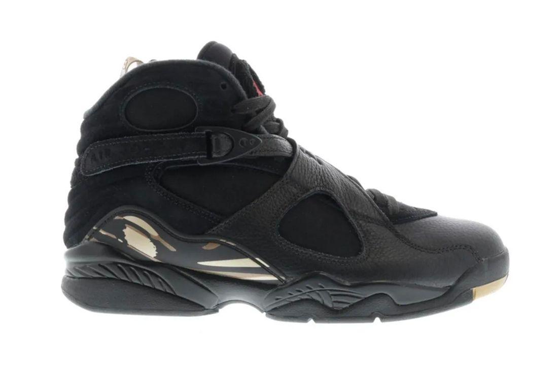 Air Jordan 8 'Black OVO'