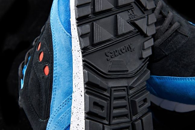 Footpatrol X Saucony Only In Soho Shadow 6000 Outsole 1