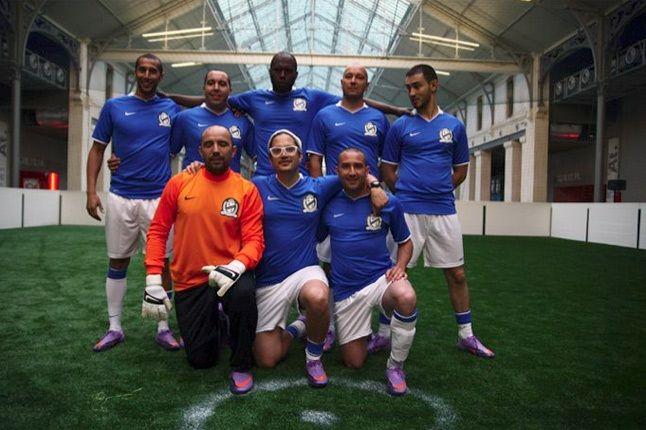 Nike Paris City Cup 9 1