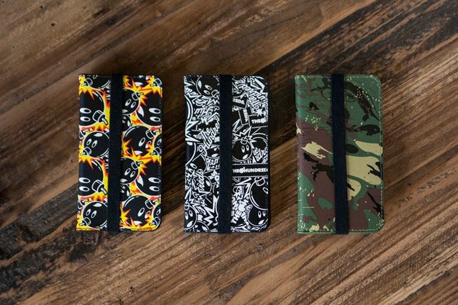 Thehundreds Hex Axis Wallets 5 1