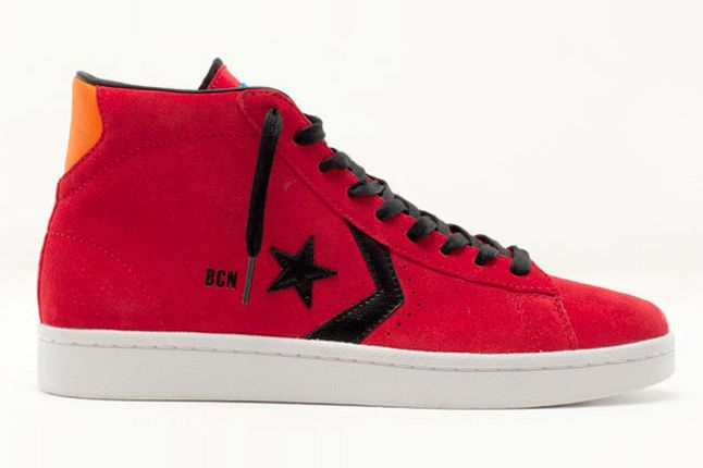 Converse Pro Leather World Basketball Festival Wbf Barcelona Suede 1