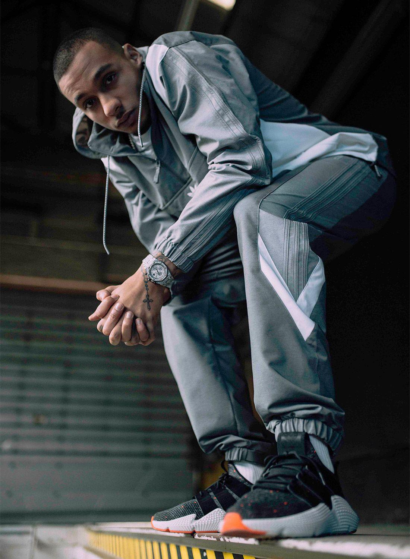 Adidas Prophere London England Fredo Suspect Harlem Spartans Sneaker Freaker 20