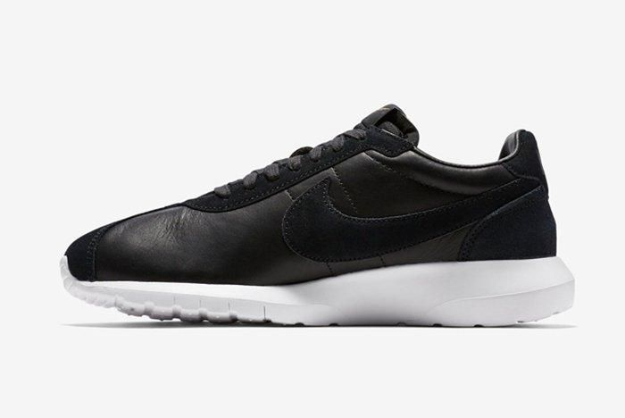 Nike Roshe Ld 1000 Premium Black Leather