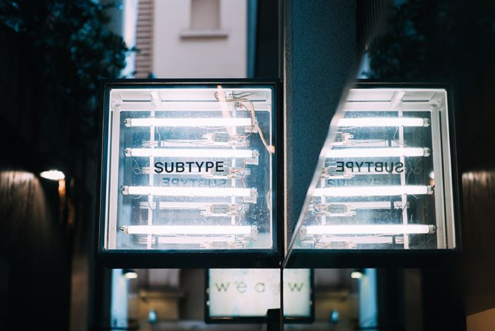 Subtype Store 8
