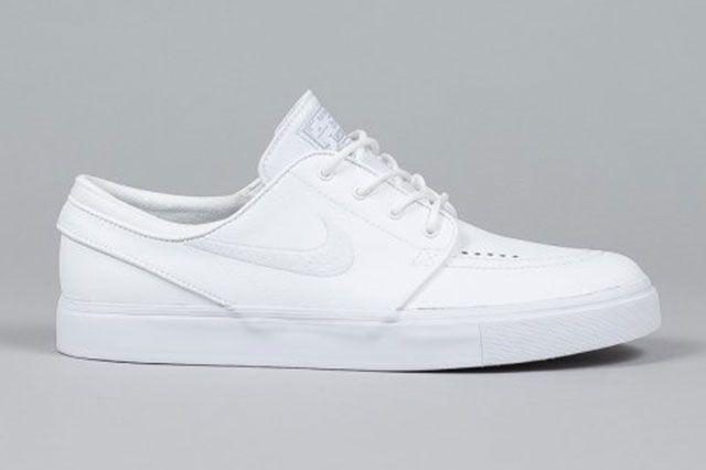 Nike Sb Stefan Janoski White 2