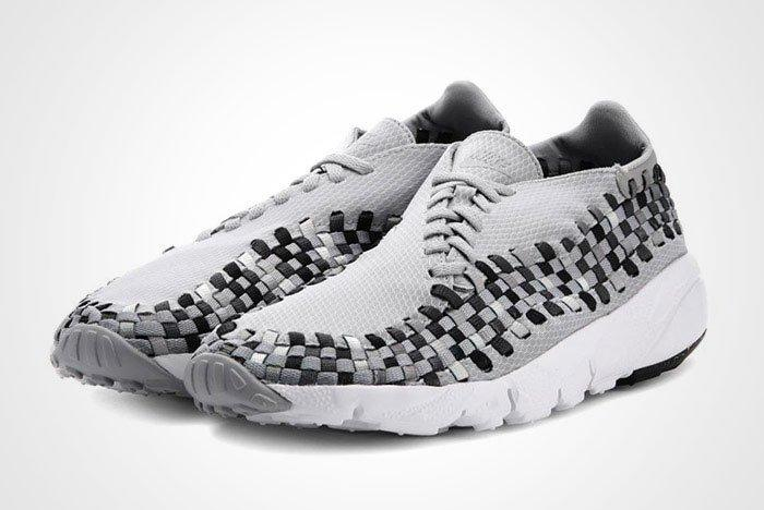 Nike Air Footscape Woven Nm Wolf Grey Thumb