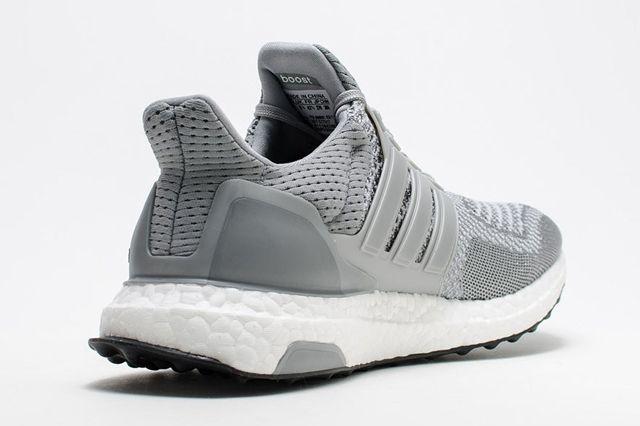 Adidas Ultra Boost Silver 3