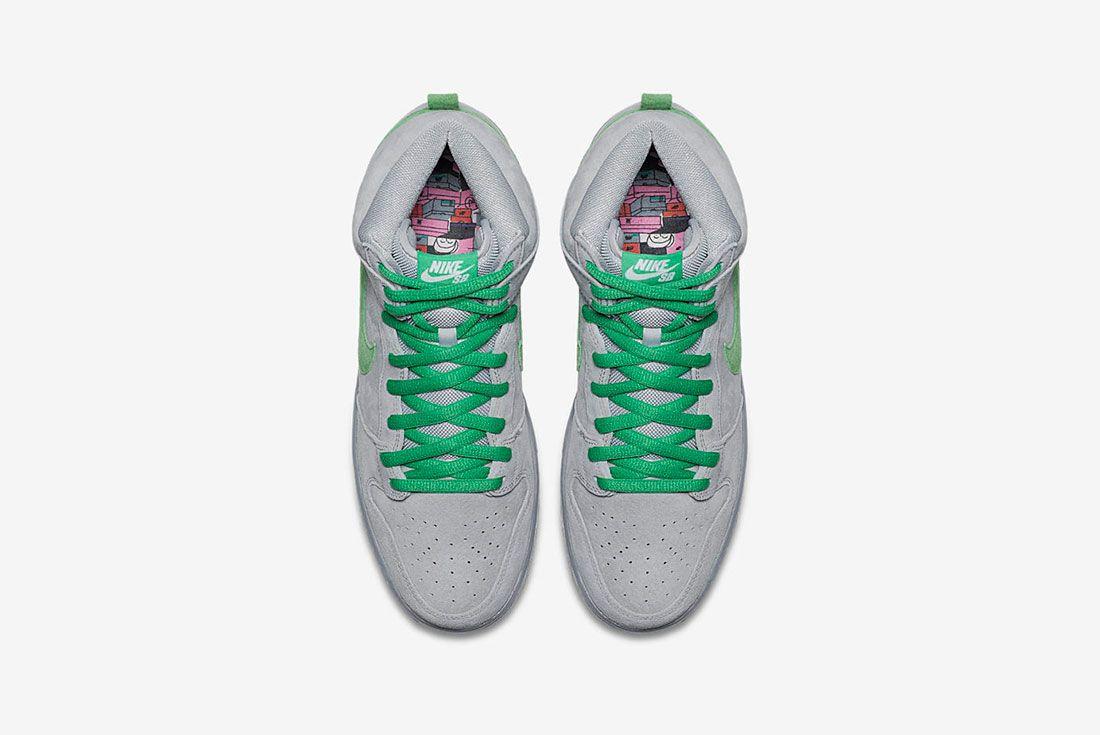 Nike Dunk High Sb 4