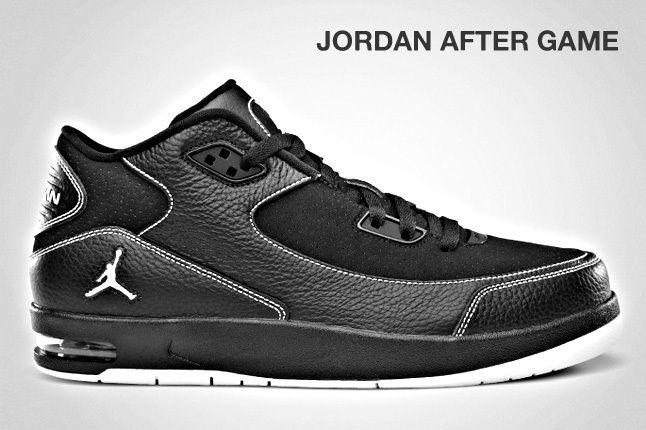 Jordan After Game Black 1