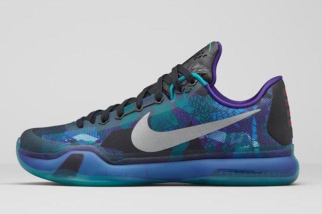 Nike Kobe X Overcome 6