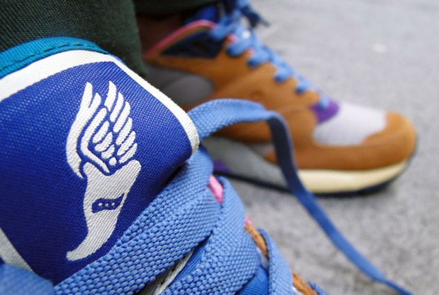 Saucony Bodega Round Six Collection Tongue 1
