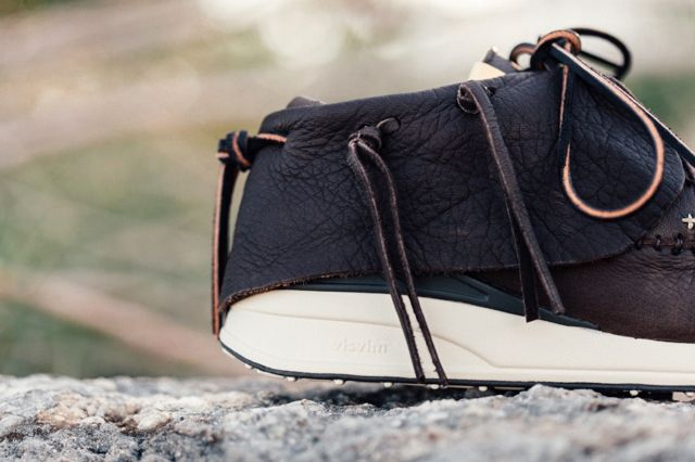 Visvim Fbt Elk Dark Brown 3