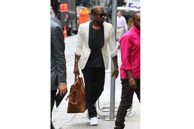 Kanye West Sneaker Style Stan Smith