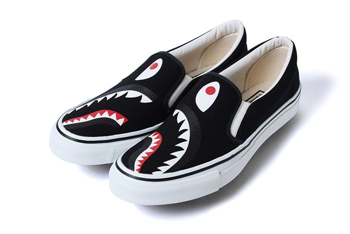 Bape Shark Slip On 1