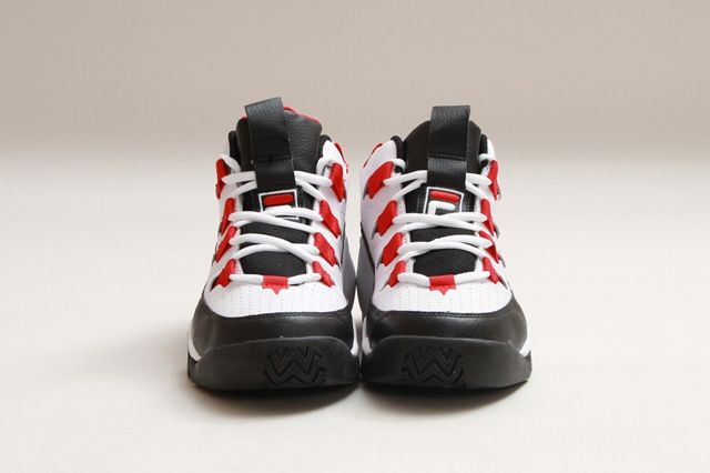 Fila The 95 White Fire Red 2