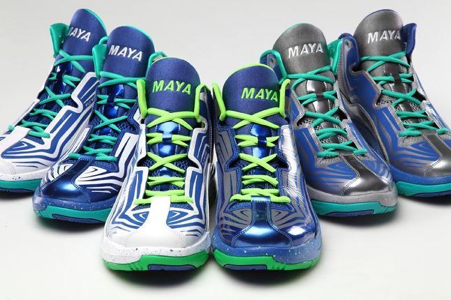 Air Jordan Xx3 Maya Moore Six Pack 1
