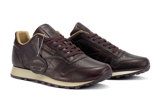 Reebok Horween Classic Leather Lux Collection 4