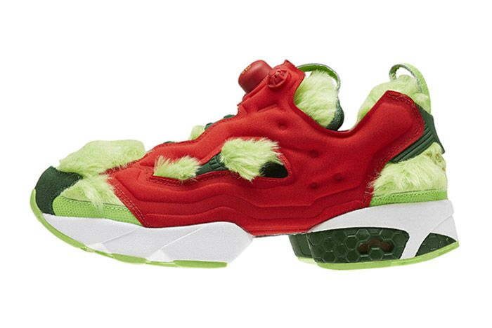 Reebok Insta Pump Fury Cv Grinch 6